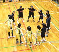 サンライズミニバスケットボールクラブ